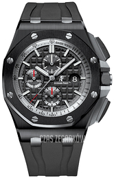 Audemars Piguet Royal Oak Offshore Czarny/Guma Ø44 mm 26405CE.OO.A002CA.01