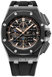 Audemars Piguet Royal Oak Offshore Czarny/Guma Ø44 mm 26405CE.OO.A002CA.02