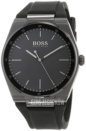 Hugo Boss Czarny/Guma Ø42 mm 1513565