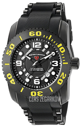 Swiss Legend Commander Czarny/Stal Ø47 mm SL-10069-BB-01-YA
