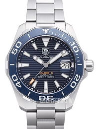 TAG Heuer Aquaracer Niebieski/Stal Ø41 mm WAY211C.BA0928