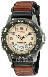 Timex Expedition Beżowy/Tkanina Ø39 mm T45181