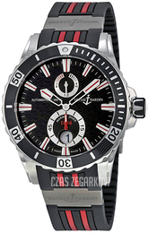 Ulysse Nardin Marine Collection Czarny/Tytan Ø44 mm 263-10-3R-92