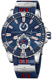 Ulysse Nardin Marine Collection Niebieski/Tytan Ø44 mm 263-10-3R-93